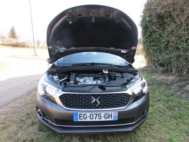 Motore DS 4 Performance Line