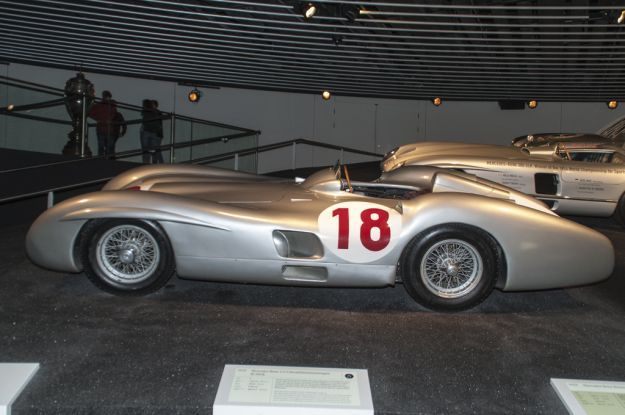 Museo Mercedes Benz Stoccarda W196 R