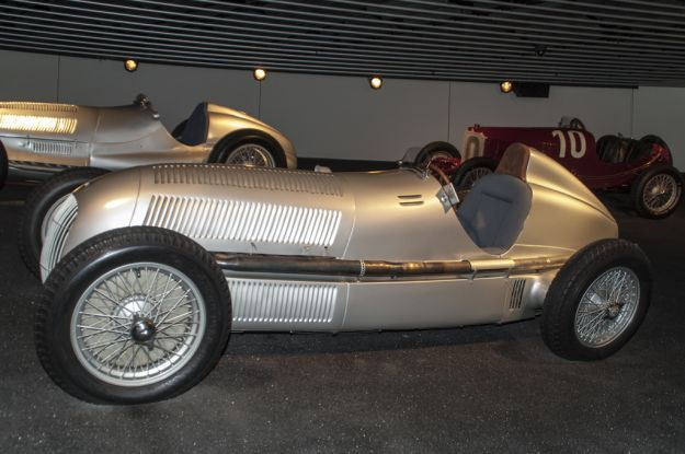 Museo Mercedes Benz Stoccarda W25