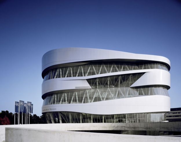Museo Mercedes Benz Stoccarda