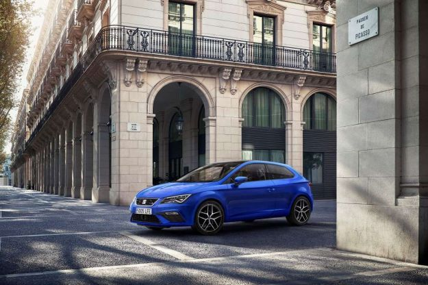 Nuova Seat 2017 Leon restyling