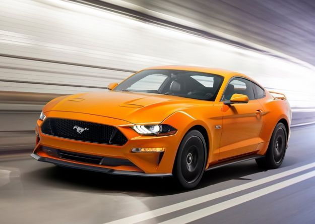 Nuove auto marzo 2018 Ford Mustang 2018