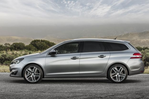 Peugeot 308 station wagon