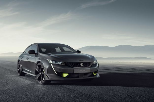 Peugeot 508 Sport Engineered: il concept ibrido da 400 cv