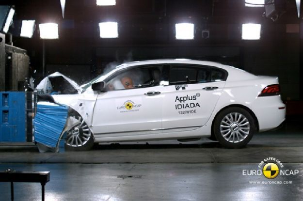 Auto più sicure 2013, la classifica EuroNCAP