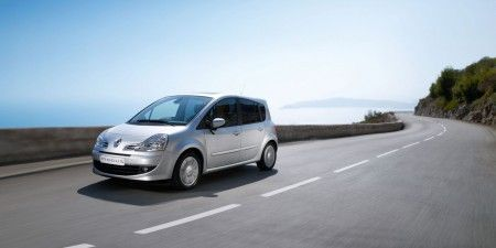 Renault Modus/Grand Modus: Model Year 2011