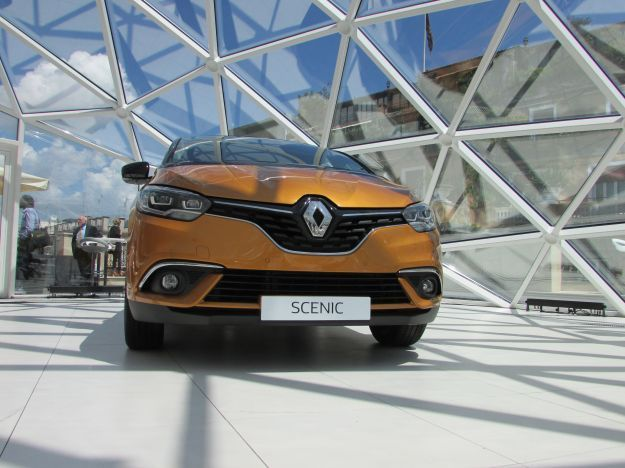 Renault Scenic 2016 Edition One
