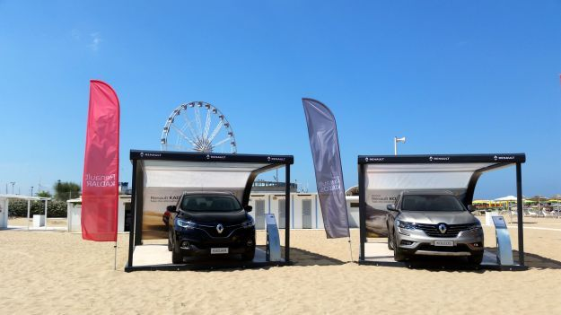 Renault Vertical Summer Tour