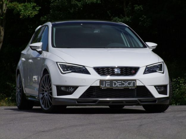 Seat Leon FR by JE Design, tuning componibile [FOTO]