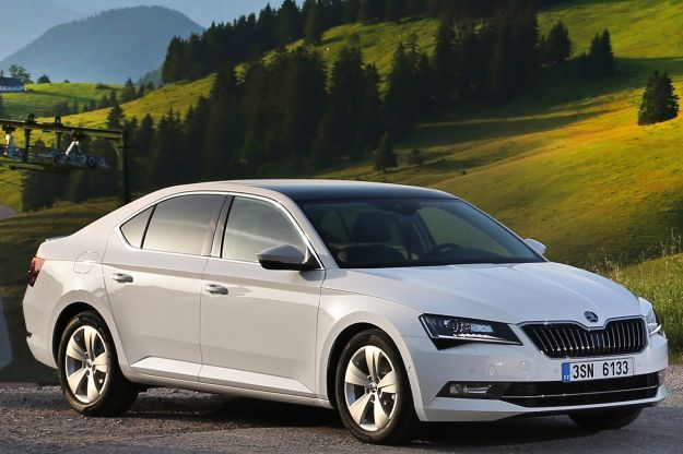 Skoda Superb GreenLine berlina