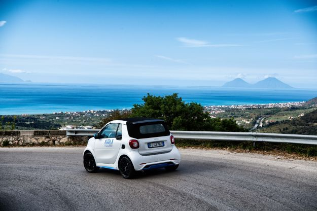 Smart Fortwo Cabrio, sicurezza