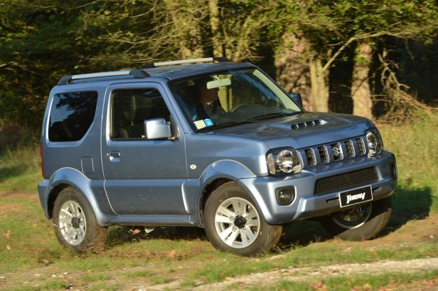 Suzuki Jimny Evolution: nuovo look per il mini 4×4 [FOTO]