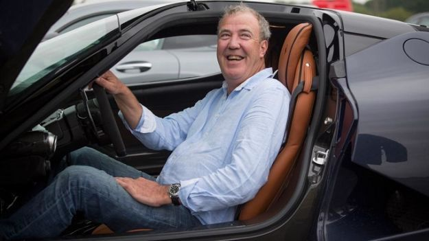 Top Ten Jeremy Clarkson