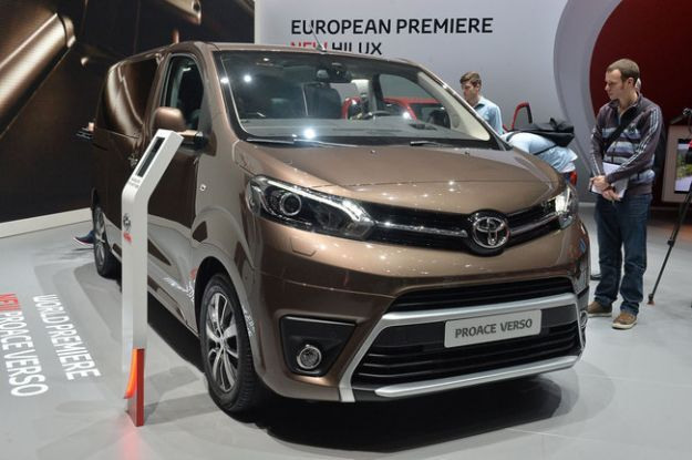 Toyota Proace Verso 1