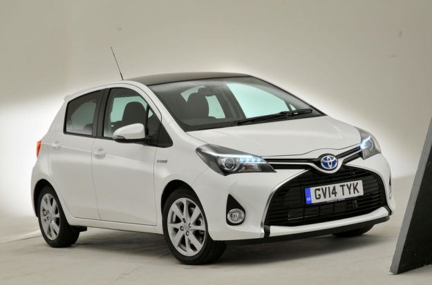 Toyota Yaris 5dr September 2014
