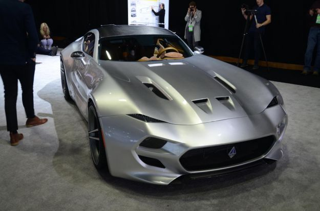 VLF Force 1, Salone Detroit 2016 (1)