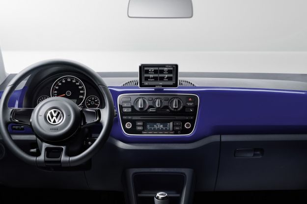 Volkswagen Color Up! interni