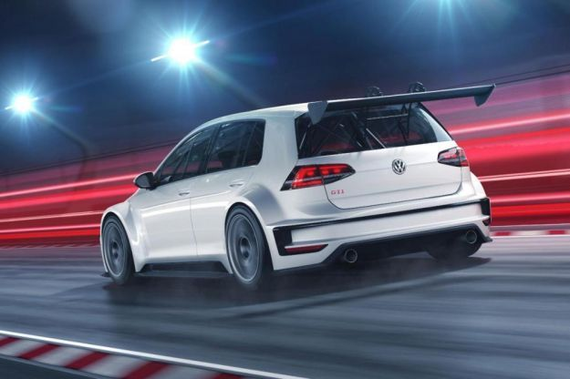 Volkswagen Golf GTI TCR debutto 2