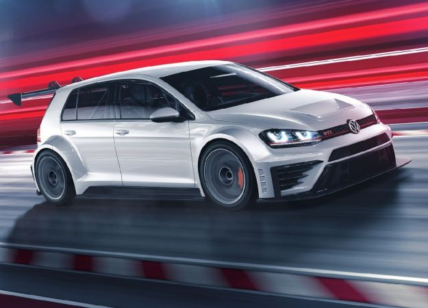 Volkswagen Golf GTI TCR debutto