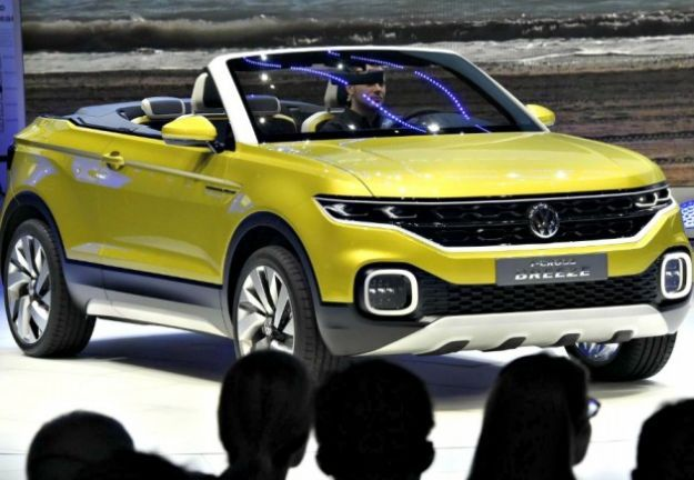 Volkswagen T Cross Breeze