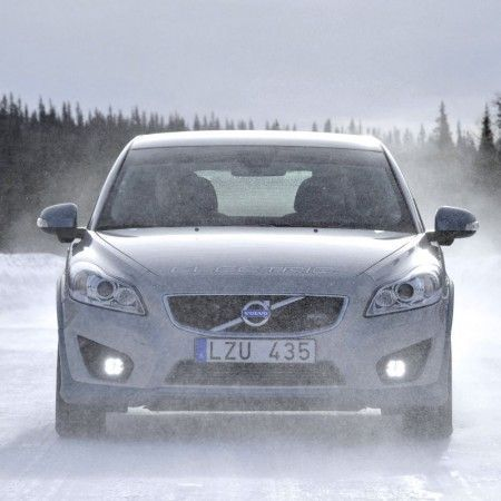 Volvo C30 Electric in Europa in leasing