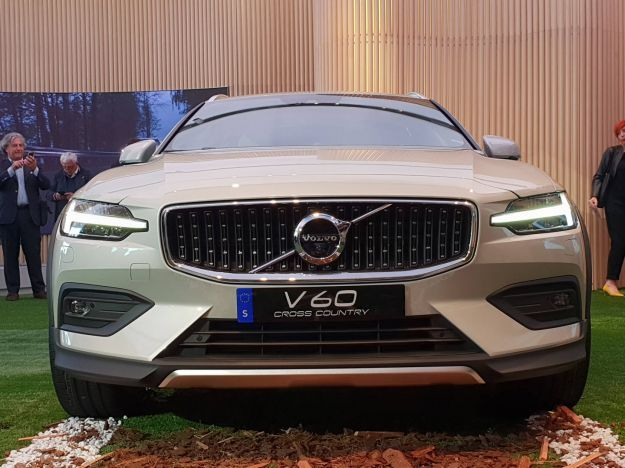 Volvo V60 Cross Country muso