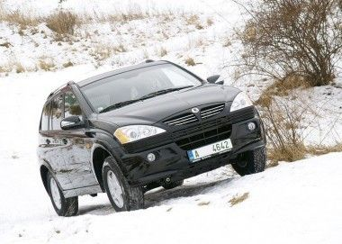 Ssangyong Kyron, continua l'offerta