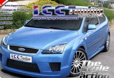 Ford Focus by ICC