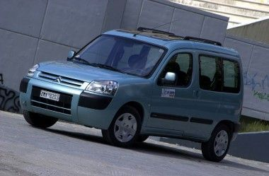 Citroen Berlingo presto 4×4
