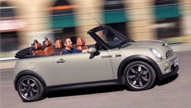 Ecco la Mini convertibile per Detroit