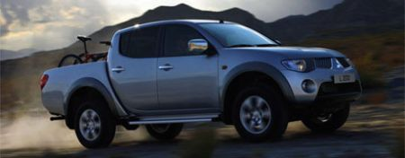 Mitsubishi L200: pronta la versione Intense Limited Edition