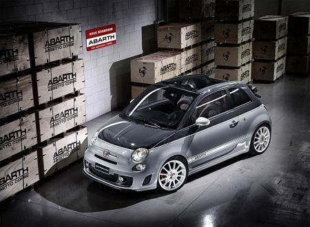 "Salone di Parigi 2010, i kit ""esseesse"" per Abarth Punto Evo e Abarth 500C"