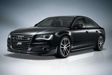 Audi A8 Tuning: AS8 by ABT