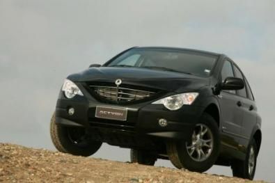Ssangyong Actyon: adesso anche BiFuel