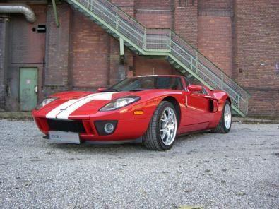 Edo Competition Ford GT: tuning moderato