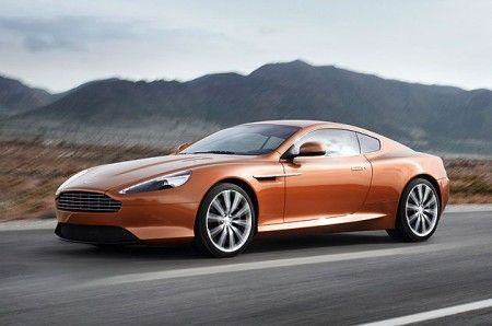 Aston Martin Virage, nuova coupé media