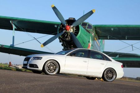 Audi: tuning S4 by Avus Performance