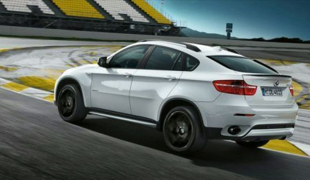 Bmw X6 Performance Pack in arrivo