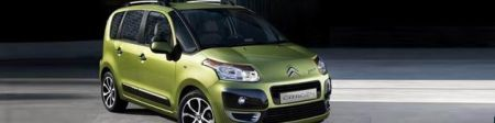 Citroen C3 Picasso: design italiano