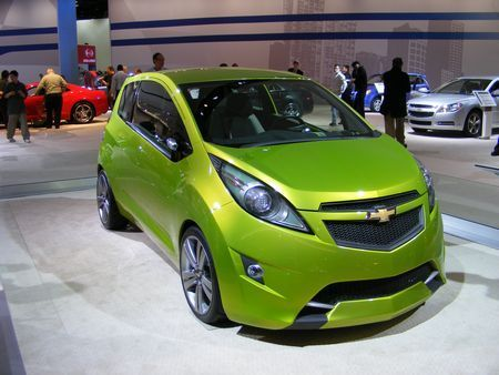Chevrolet Beat Battery Electric Vehicle in sperimentazione