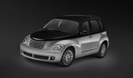 Salone di Detroit 2010: Chrysler PT Cruiser Couture Edition