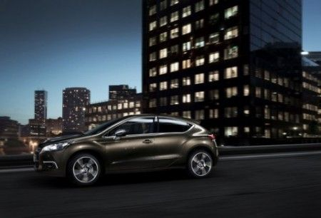 Citroen DS4, pronta a debuttare in Italia