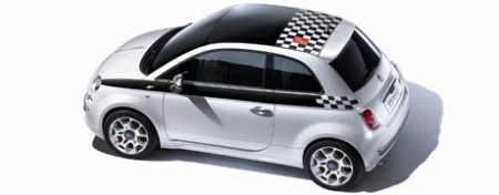 Nuova Fiat 500 F1TM Limited Edition: anteprima al GP di Singapore