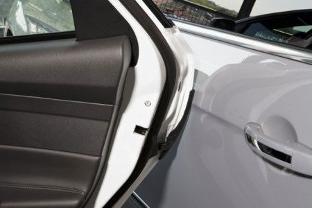 Ford Focus: Door Edge Protector protegge le portiere
