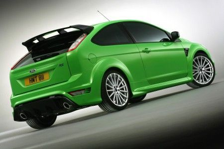Ford Focus RS, confermata con 350 CV