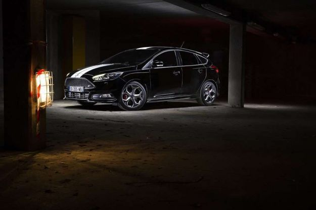 ford performance 50th anniversary focus st