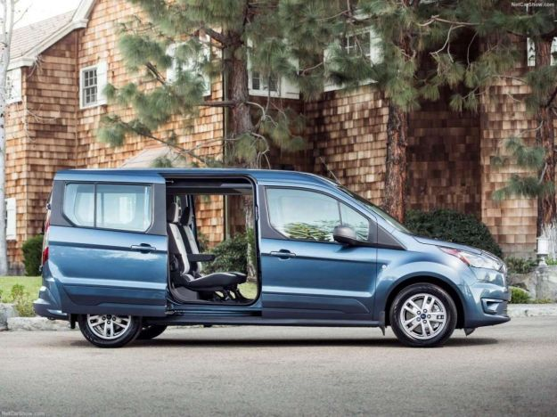 ford transit connect wagon tecnologia
