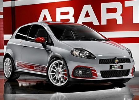 Abarth Grande Punto SuperSport: anteprima