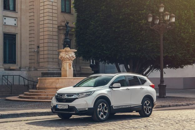 Honda CR-V Limited Edition: Naturalmente Honda