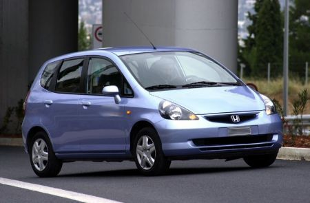 Honda Jazz FR-V: richiami in vista!